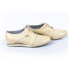 Női bőr gyaloglást bézs perforált DT231 - manozo.hu Men Dress, Dress Shoes, Cole Haan, Derby, Jazz, Oxford Shoes, Lace Up, Fashion, Moda