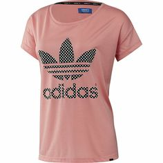 Discover the adidas Original apparel and shoes for men and women. Browse a variety of colors, styles and order from the adidas online store today. Adidas Outfit, Adidas Shirt, Adidas Logos, Cute Lounge Outfits, Short Outfits, Streetwear Fashion, Adidas Women, Fashion Outfits, T Shirts For Women