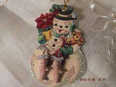 Handmade Polymer Kewpie Doll Earrings on by miabirdcreations