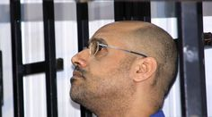 Gaddafi's son, 8 other former government officials sentenced to death by 'Libyan militia'  (ISIL)