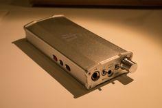 Rocky Mountain Audio Fest 2014: iFi Micro Octa DSD512 USB DAC Headamp (499$)