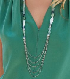 Freshwater Necklace from lia sophia