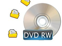 How To Recover Files From A DVD RW