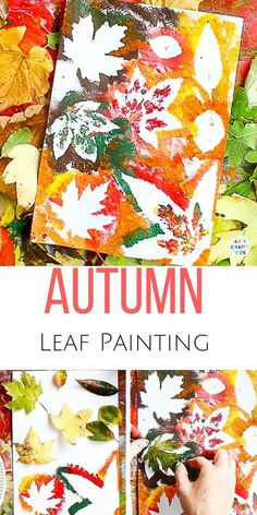 Autumn Leaf Painting Autumn Leaf Painting Arty Crafty Kids Art Ideas for Kids Autumn Leaf Painting exploring basic colour-mixing principles to create Autumn shades and hues autumnart artforkids kidsart Kids Crafts, Fall Crafts For Kids, Toddler Crafts, Art For Kids, Autumn Art Ideas For Kids, Fall Art For Toddlers, Kids Diy, Fall Arts And Crafts, Harvest Crafts For Kids