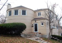 Art deco home in St. Louis