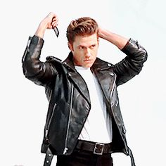 aaron tveit grease live - Google Search