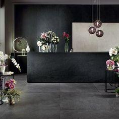 Lea Slimtech, collezione Waterfall, superfici naturali e raffinate, in gres porcellanato basso spessore e grande formato. Rivenditore a Roma.
