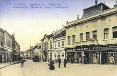 Novi Sad, Once Upon A Time, Budapest, Old Photos, Love Her, Street View, Dune, Old Pictures, Old Photographs