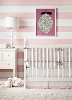 Mejores 200 Imagenes De Habitaciones Bebe Nina En Pinterest En 2018 - Habitaciones-de-nia-bebe