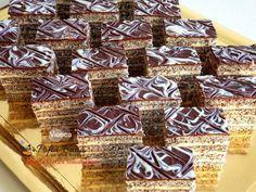 Prajitura Viorica cu mac si crema de branza cu vanilie Beignets, Cheesecake, Food And Drink, Cooking Recipes, Sweets, Bread, Breakfast, Gifts, Deserts