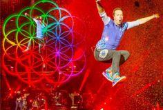 Coldplay supera a todos en ingresos, su estrategia lo coloca encima de Iron…