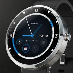 Motorola 360 circular Smartwatch