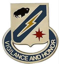 Special Troops Battalion, 3rd Brigade, 3rd Infantry Division Unit Crest (Vigilance and Honor)