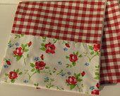 Cute combo of fabrics