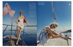 boat editorial fashion - Google Search