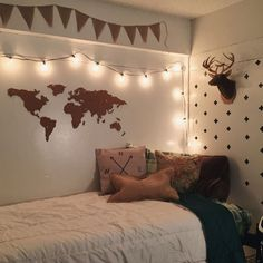 How do you feel about this dorm decor?
