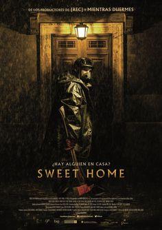 Read Our Film Review For Sweet Home, Director, Co-Writer: Rafa Martínez, Co-Writers: Ángel Agudo, Teresa de Rosendo Film Released on DVD in Spain 2015 #filmaxpresenta #horror #indiehorror  #homeinvasion #sweethome