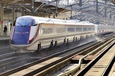 Uk Rail, Railroad Pictures, High Speed Rail, Railway Museum, Train Art, Electric Train, Steam Locomotive, Japan, World