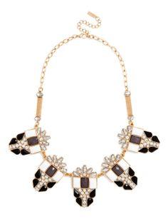 Fontainebleau Collar Necklace   BaubleBar