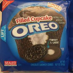 Cupcake Oreos Are The Latest Limited Edition Flavor
