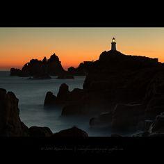 Corbiere Twilight III by Richard Franco on 500px