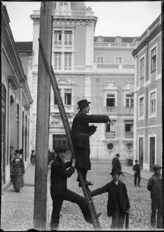 A.N.T.T., «O Século», Joshua Benoliel, Lisboa