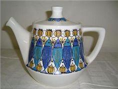 Figgjo Flint Clupea teapot