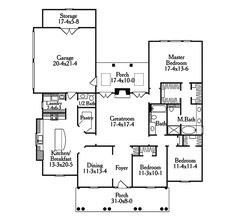 Deacon Traditional Home Plan 084D-0042 | House Plans and More