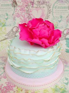 Mothers Day Cake www.mycakedecorating.com