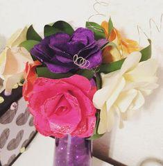 Potted Faux Flower Craft | FaveCrafts.com