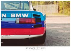 "BMW 320 Turbo ""FIA Group 5"""