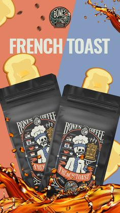 Our French toast is a medium-roast blend Yummy Treats, Yummy Food, How To Order Coffee, Coffee Love, Coffee Humor, Coffee Recipes, Yummy Drinks, Coffee Drinks, Love Food