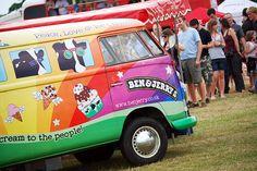 Ben & Jerry's - VW Camper by dragon2309, via Flickr