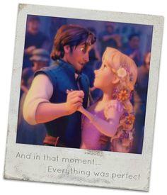 Rapunzel and Flynn- Tangled- Disney Disney Rapunzel, Tangled Rapunzel, Princesa Disney, Arte Disney, Disney Magic, Disney Art, Tangled Funny, Tangled 2010, Punk Disney