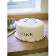 Cake Dome Tin | Garden Trading Company