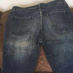 Seven jeans Great condition. Hems are a little worn in back. No alterations Seven7 Jeans Straight Leg