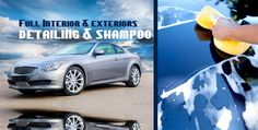 Get best look for your with our best #cardetailing package http://www.kobonaty.com/en/index/category/dubai-auto-deals