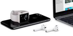 AirPods así son los nuevos auriculares inalámbricos de Apple http://iphonedigital.com/airpods-asi-los-nuevos-auriculares-inalambricos-apple/ #apple