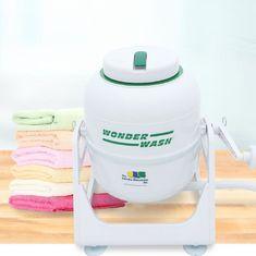 The Laundry Alternative Wonderwash Compact Portable Mini Washing Machine Mini Washing Machine, Washing Machines, Hand Washing, Power Wash Machine, Laundry Alternative, Laundry Solutions, Sparkling Clean, Washer