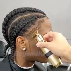 Black Men Hairstyles, Haircuts For Men, Cool Hairstyles, Undercut Hairstyles, Straight Hairstyles, Braided Hairstyles, Hair Shaver, Cool Gadgets To Buy, Haircut Designs