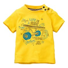 Infant Earthkeepers® Life is a Ride T-Shirt