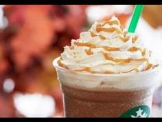 How to Make a Starbucks Caramel Frappuccino....everyone else loves this one meh I'm posting it cause I'm sure someone on Pinterest could use it.