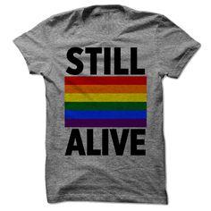 Still Alive Tee Shirt