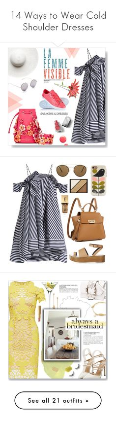 """""""14 Ways to Wear Cold Shoulder Dresses"""" by polyvore-editorial ❤ liked on Polyvore featuring coldshoulderdress, MSGM, Superdry, Witchery, Burberry, Topshop, Marina Hoermanseder, viviennewestwood, polyvoreeditorial and superdry"""