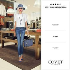 Covet Fashion - 1950s Theme Party Shopping 🛩4.27 (3.60 from votes)