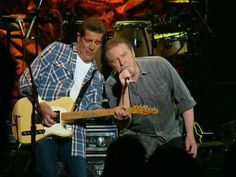 Glenn Frey and Don Henley