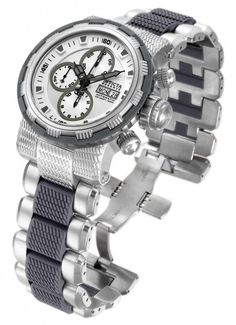 New Mens Invicta Reserve 12493 Capsule Valjoux 7750 Automatic White Dial Watch #Invicta #LuxurySportStyles