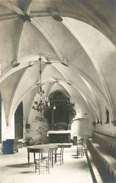 Kapitelsalen - Sct. Mariæ kloster