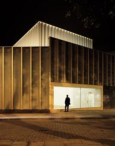 Caruso St John / Nottingham Contemporary