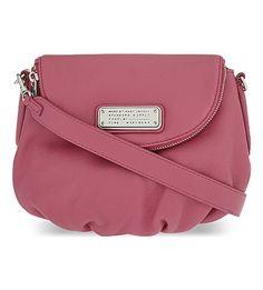I WANT !!! Marc Jacobs Mini New Q Natasha leather cross-body bag